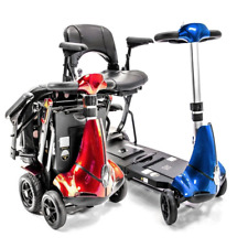 Solax Mobie Compact Quick And Easy Folding Mobility Scooter Free Shipping BR NEW