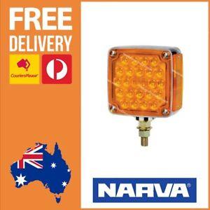 Narva 12V LED Front & Side Indicator L/H Trucks Kenworth Mack Western Star 95414