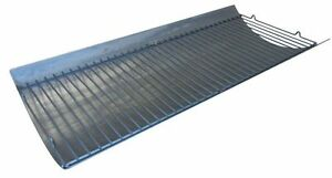 """CharGriller Gas Grill Aluminiumized Steel Ash Pan w/ Grate  27"""" x 13.25""""  03508"""