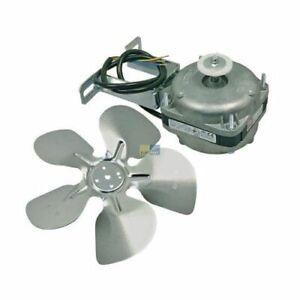 Ventilator Universal 5 Watt 230 Volt + Haltebügel Flügel 200mm Ø Kühlschrank