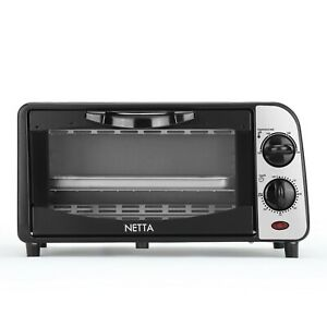 650W Electric Mini Oven 9L With Timer Grade A Refurbished