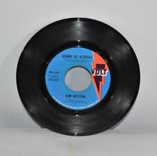 Soul Kim Weston 45RPM  Mint- Old Store Stock MIA1502  Sleeve Gonna Be Alright