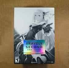 Bravely Second: End Layer Deluxe Collector's Edition (US Version, New/Sealed)