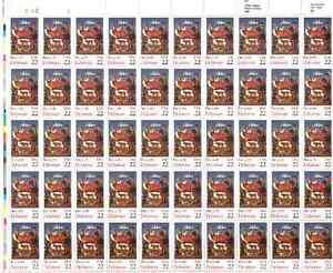 Scott  #2336... 22 Cent.... Delaware.. Sheet of  50