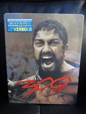 300 Blu-Ray Steelbook [Japan] Sealed Region Free Action Frank Miller RARE