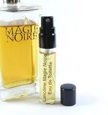 Lancome Magie Noire Eau de Toilette 6ml Glass Atomizer Travel Spray EDT
