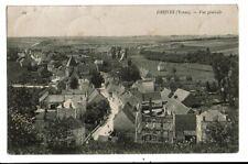 CPA-Carte Postale FRANCE- Druyes Vue générale -1910-VMO16993