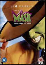 THE MASK - DVD NUOVO E SIGILLATO, IMPORT CON AUDIO ITALIANO, FUORI CATALOGO RARO