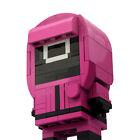 """Masked Man-Cube"" -Brick-headz- Charaktere aus TV-Serien"
