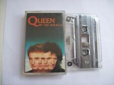 Queen Very Good (VG) Inlay Condition Music Cassettes