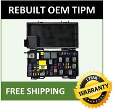 2014 JEEP Wrangler 3.6L-V6-Fuse Box Integrated Power Module TIPM 68217404AB