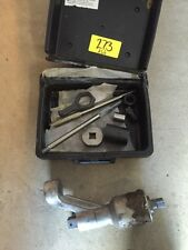 TIA Products X12 geared lug nut wrench set 3000lb max torque