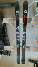 Volkl Mantra 177 Skis w/ Marker Griffon Bindings