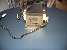 Sharp GE LG Whirlpool Kenmore Microwave Transformer Part Number RTRN-A609WRZZ