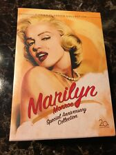 Marilyn Monroe 80th Anniversary Collection (DVD, 2006, 6-Disc Set)**BRAND NEW**