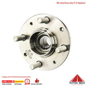 Wheel Bearing Hub Rear Left/Right for Mitsubishi Lancer 1.8L 2.0L 4cyl CC CE CH