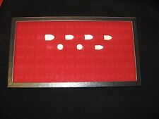 Foam Padded Bullet Holder with 72 Slots