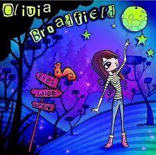 Eyes Wide Open by Olivia Broadfield CD 2009 Vagrant