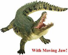 Crocodile w/Movable Jaw 387162 ~ New For 2019! ~ FREE SHIP/USA w/ $25.+ Mojo