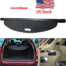 Retractable Rear Trunk Black Cargo Cover Shade For 2018 Acura RDX AUTOMATIC Gate