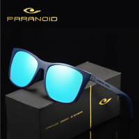 Men's Polarized Sport Sunglasses Outdoor Driving Fishing Fashion Square Glasses