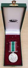 Women's Voluntary Service Medal, Boxed, Howard Gilbert Grayer, West Midlands