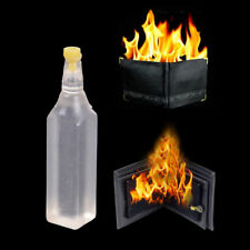 5ml Magic Trick Flame Fire Wallet Oil Magician Stage Perform Street Prop ShowV6W
