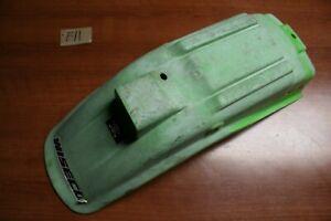 1981 Kawasaki KDX 175 Rear Plastic Fender 35022-1068  35022-1095 OEM 81