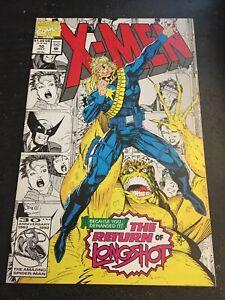 X-men#10 Incredible Condition 9.4(1992) Mojo,Longshot,Jim Lee Art!!