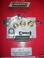 Holley Carburetor CENTER HUNG FLOAT Hinge and Bracket NEW Quick Fuel 16-105