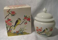 ++ Vintage  Avon Oriental Candle Holder / Deckeldose / Dose ++ Hhj