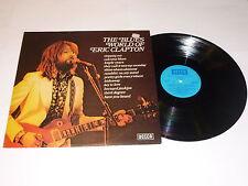 ERIC CLAPTON - The Blues World Of - 1970's light blue boxed Decca label LP