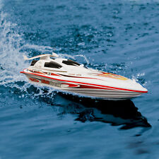NUOVO! R / C Remote Radio Controllato Syma 7008 BLUE STREAK RC Fast Racing Speedboat