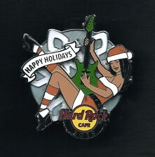 Hard Rock Cafe Online Happy Holidays 2013 Sexy Girl. Pin (P. 3)