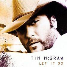 Tim McGraw: Let It Go CD Audio CD