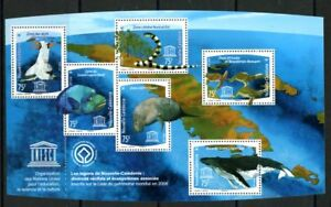 2008. New Caledonia. Marine Life. S/sheet