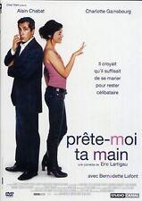 DVD *** PRETE MOI TA MAIN *** Charlotte Gainsbourg