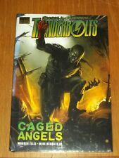 Thunderbolts enjaulado Ángeles Vol 2 por Warren Ellis Marvel (tapa Dura) 9780785126355