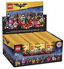 Lego Batman Movie Series CASE  60 MINIFIGURES PACKS PACK SEALED BROWN BOX 71017