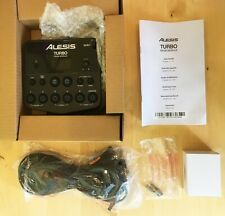 *NEW* Alesis Turbo Drum Module -with Cable Snake Harness & Power Adapter-Machine