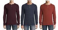 Men's Arizona Long Sleeve Thermal Henley