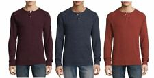 Men's Arizona Long Sleeve Thermal Henley