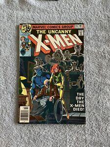Uncanny X-Men #114 - 1st Uncanny in Title Marvel Comics Newsstand Combined Ship