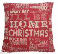 Cotton Blend Living Room Christmas Decorative Cushions & Pillows