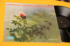 GEORGE SHEARING LP CONTINENTAL EXPERIENCE ORIG HOLLAND NM !!!!!!!!!!!!