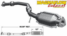 1999-2002 Daewoo Lanos 1.6L Magnaflow Direct-Fit Catalytic Converter Rear CATS