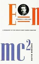 E=mc2: A Biography of the World's Most Famous Equation-ExLibrary