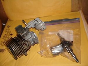 McCulloch Mac 120  piston and cylinder  chainsaw part only