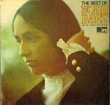 Disques vinyles LP 45 tours Joan Baez