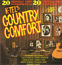 VA - K-TEL´s Country Comfort            LP     VG++